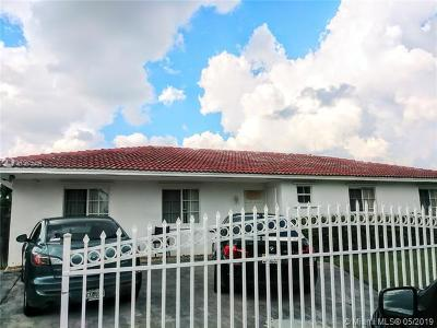 Miami-Dade County Single Family Home For Sale: 11015 SW 138th St