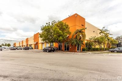 Medley Commercial For Sale: 12605 NW 115th Ave #B-106