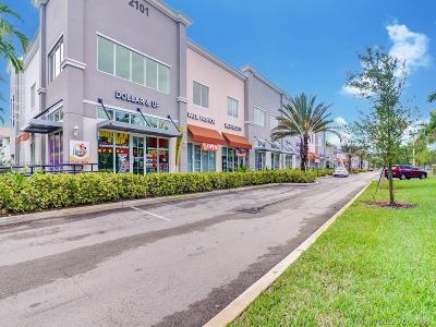 Miramar Commercial For Sale: 2101 SW Palm Ave #6-201
