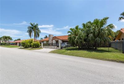 Miami Single Family Home For Sale: 11370 SW 26th St