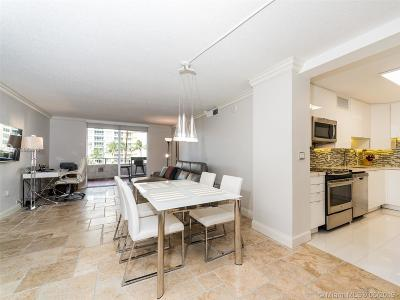 Miami Beach Condo For Sale: 5555 Collins Ave #4Z