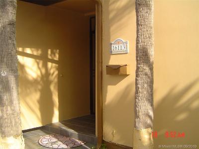 Miami Lakes Rental For Rent: 16113 Kingsmoor Way