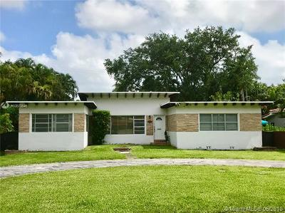 Miami Shores Single Family Home For Sale: 1135 NE 99 Street