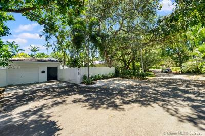 Coconut Grove Single Family Home For Sale: 4160 Ventura Ave