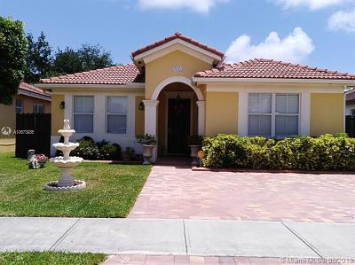 Homestead Single Family Home For Sale: 24103 SW 109th Path