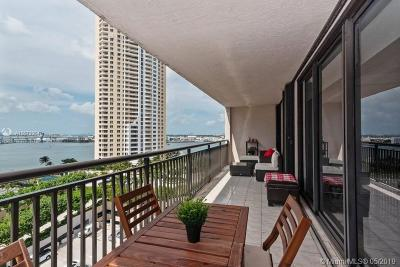 Condo For Sale: 540 Brickell Key Drive #1413