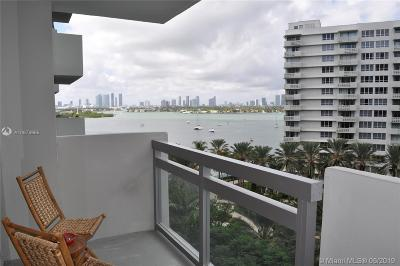 Flamingo, Flamingo South Beach, Flamingo South Beach Co., Flamingo Condo, Flamingo South Beach Cond, Flamingo South Beach I, Flamingo South Beach I Co Rental For Rent: 1500 Bay Rd #848S