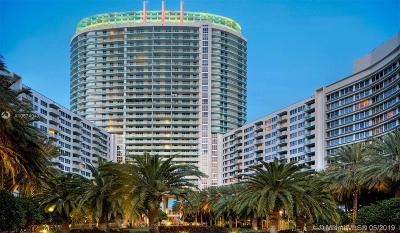 Miami Beach Rental Leased: 1500 Bay Rd #S-1058