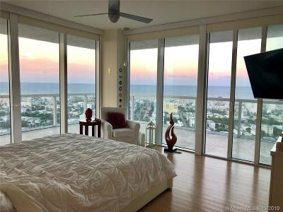 Miami Beach Rental For Rent: 450 Alton Rd #2810