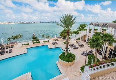 Miami Rental For Rent: 808 Brickell Key Dr #607