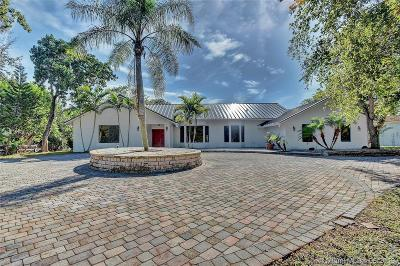 Coconut Creek Single Family Home For Sale: 3910 NW 43rd St