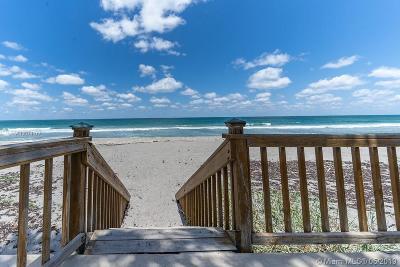Tequesta Condo For Sale: 250 Beach Rd #107
