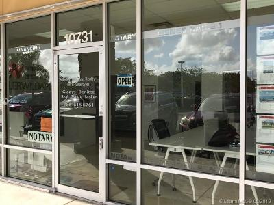 Doral Commercial For Sale: 10731 NW 58th St #C-6