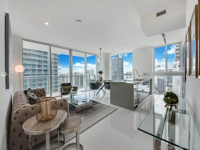 Miami Condo For Sale: 1080 Brickell Ave #3609