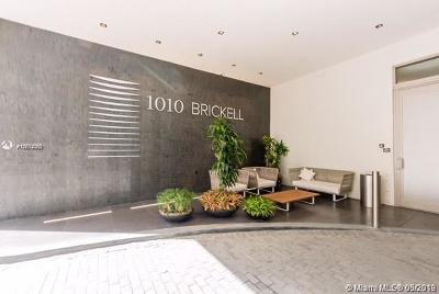 Rental For Rent: 1010 Brickell Ave #2810