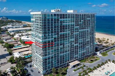 Fort Lauderdale Condo For Sale: 2100 S Ocean #1202