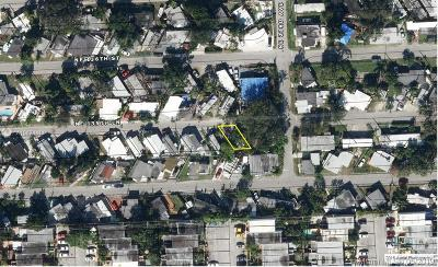 North Miami Beach Residential Lots & Land For Sale: 2290 NE 135 Ln