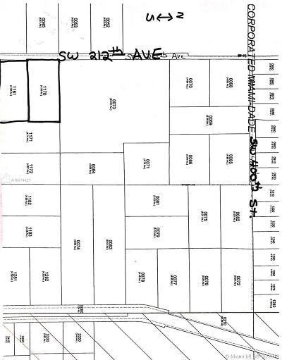 Homestead Commercial Lots & Land For Sale: Homstead