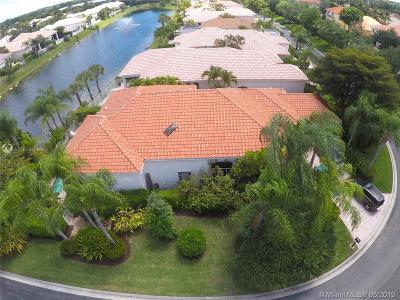 Boca Raton Single Family Home For Sale: 7131 Mallorca Crescent