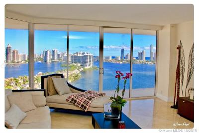 Aventura Condo For Sale: 2800 Island Bl #2002