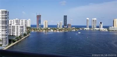 Aventura Condo For Sale: 3370 Hidden Bay Dr #2106