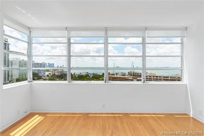 Miami Beach Condo For Sale: 20 Island Ave #1001