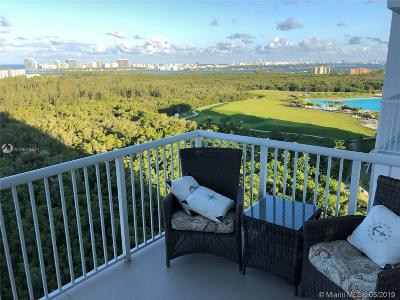 North Miami Condo For Sale: 14951 Royal Oaks Ln #2103