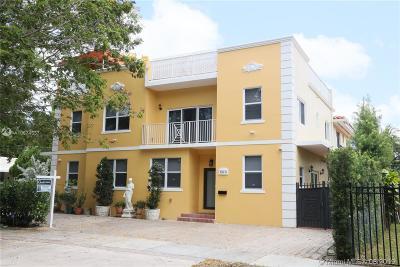 Miami FL Multi Family Home For Sale: $1,850,000