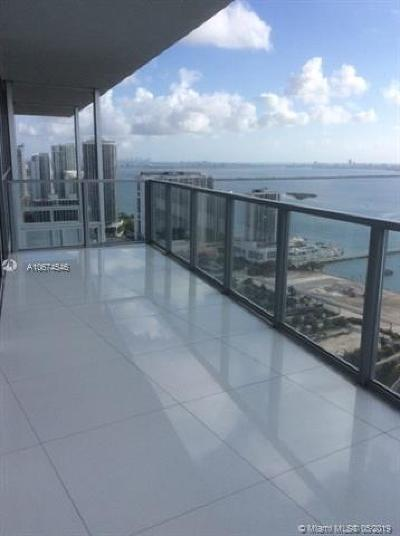 Miami Condo For Sale: 1100 Biscayne Blvd #4404