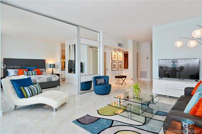 Miami Beach Condo For Sale: 800 West Ave #PH06