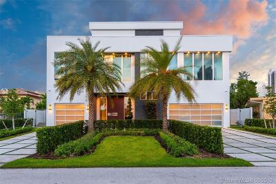 Sunny Isles Beach Single Family Home For Sale: 241 188th St
