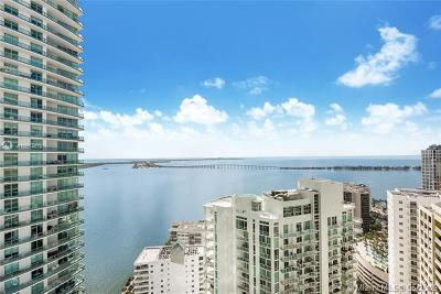 Miami Condo For Sale: 1300 Brickell Bay Dr #3405