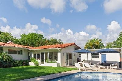 Miami Shores Single Family Home For Sale: 665 Grand Concourse