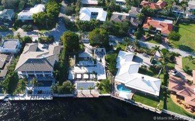 Broward County Residential Lots & Land For Sale: 640 Intracoastal Dr
