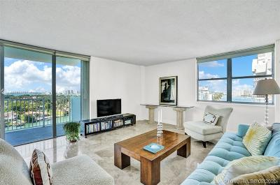 Miami Beach Condo For Sale: 5838 Collins Av #11A