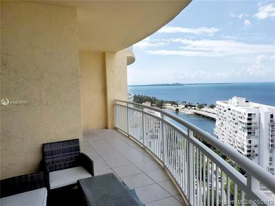 Metropolitan, Metropolitan Miami, The Metropolitan, The Metropolitan Condo, The Metropolitan Condomin Rental For Rent: 2475 Brickell Ave #1910