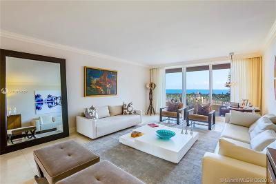 Key Biscayne Condo For Sale: 781 Crandon Blvd #802