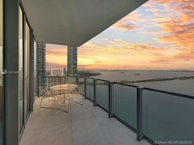 Miami-Dade County Condo For Sale: 2900 NE 7th Ave #3502