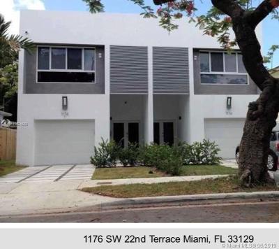 Miami Condo For Sale: 1176 SW 22nd Ter #1