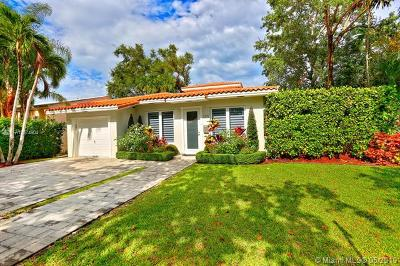 Coral Gables Single Family Home For Sale: 3315 Monegro St