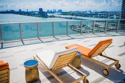 Miami-Dade County Condo For Sale: 488 NE 18th Street #415