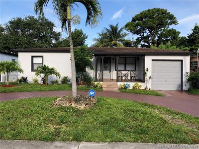 Miami-Dade County Single Family Home For Sale: 15780 NE 15th Ave