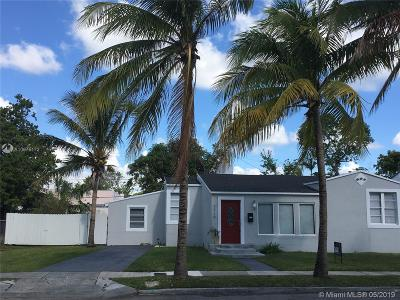 Miami Single Family Home For Sale: 1719 SW 15th St