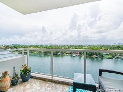 Miami Beach Condo For Sale: 5600 Collins Ave #10R