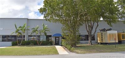Fort Lauderdale Commercial For Sale: 2030 W McNab Rd