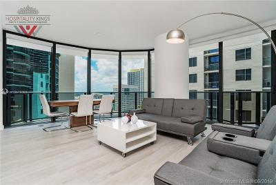 Rental For Rent: 55 SW 9th St #2308