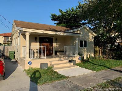 Miami-Dade County Single Family Home For Sale: 2653 SW 32nd Ave