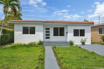 Miami-Dade County Single Family Home For Sale: 3810 SW 61st Ave