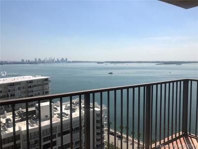 Rental For Rent: 1450 Brickell Bay Dr #1904