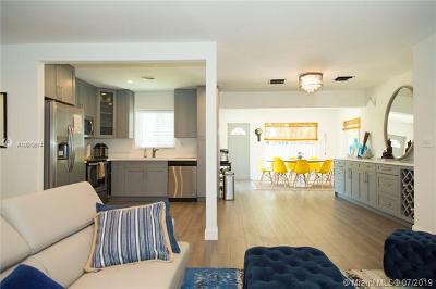Wilton Manors Single Family Home For Sale: 2909 NW 9th Ave